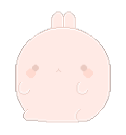 Molang transparent brown. Icons tumblr