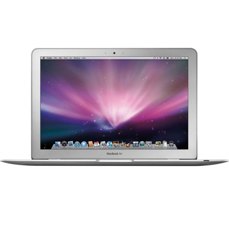Everything you need to. Macbook air transparent png picture free library