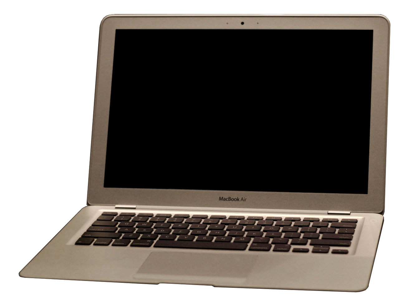 File black wikimedia commons. Macbook air transparent png image library download