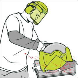 Safe clipart safety guideline. Use of machinery worksafe