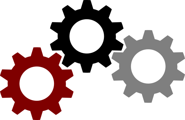 Machine gears png. Simple machines picture