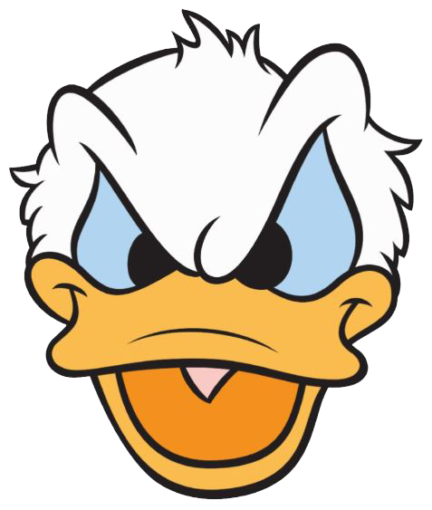 Sad clipart duck. Free angry cliparts download