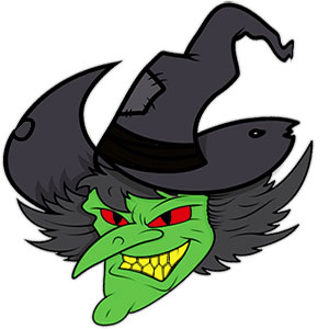 Witch clipart reading. Cartoon at getdrawings com