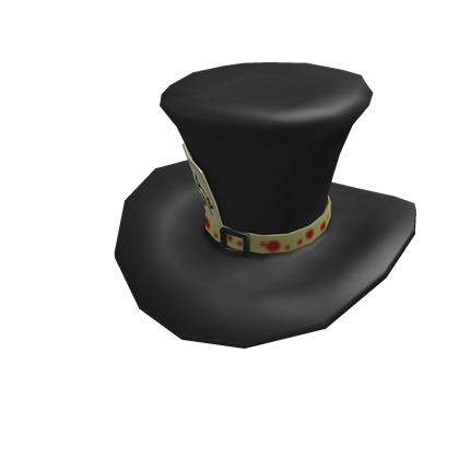 Mad hatter hat png. S roblox hatters