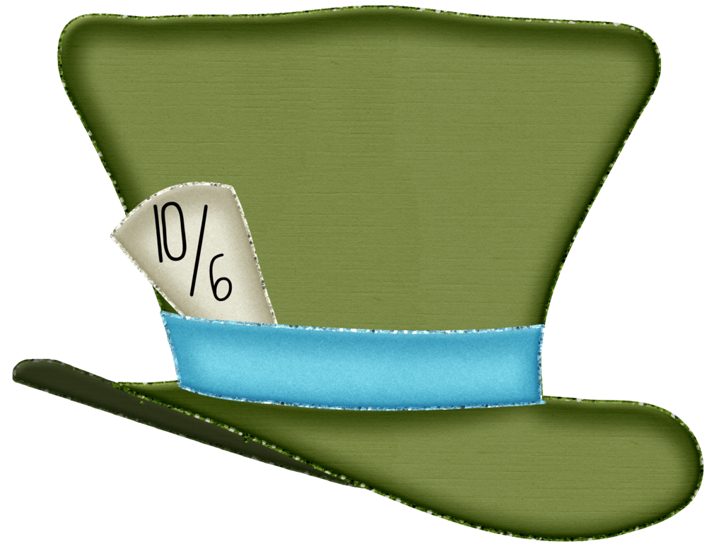 Mad hatter hat png. The alice s adventures