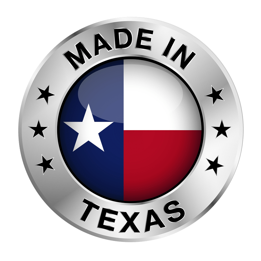 Made in texas png. Corporate records management vs