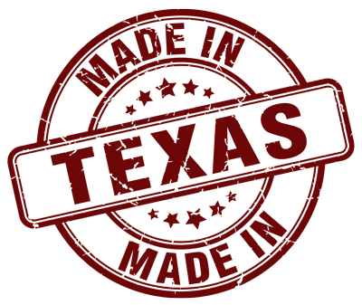 Made in texas png. Hillbilly mojo gift crate