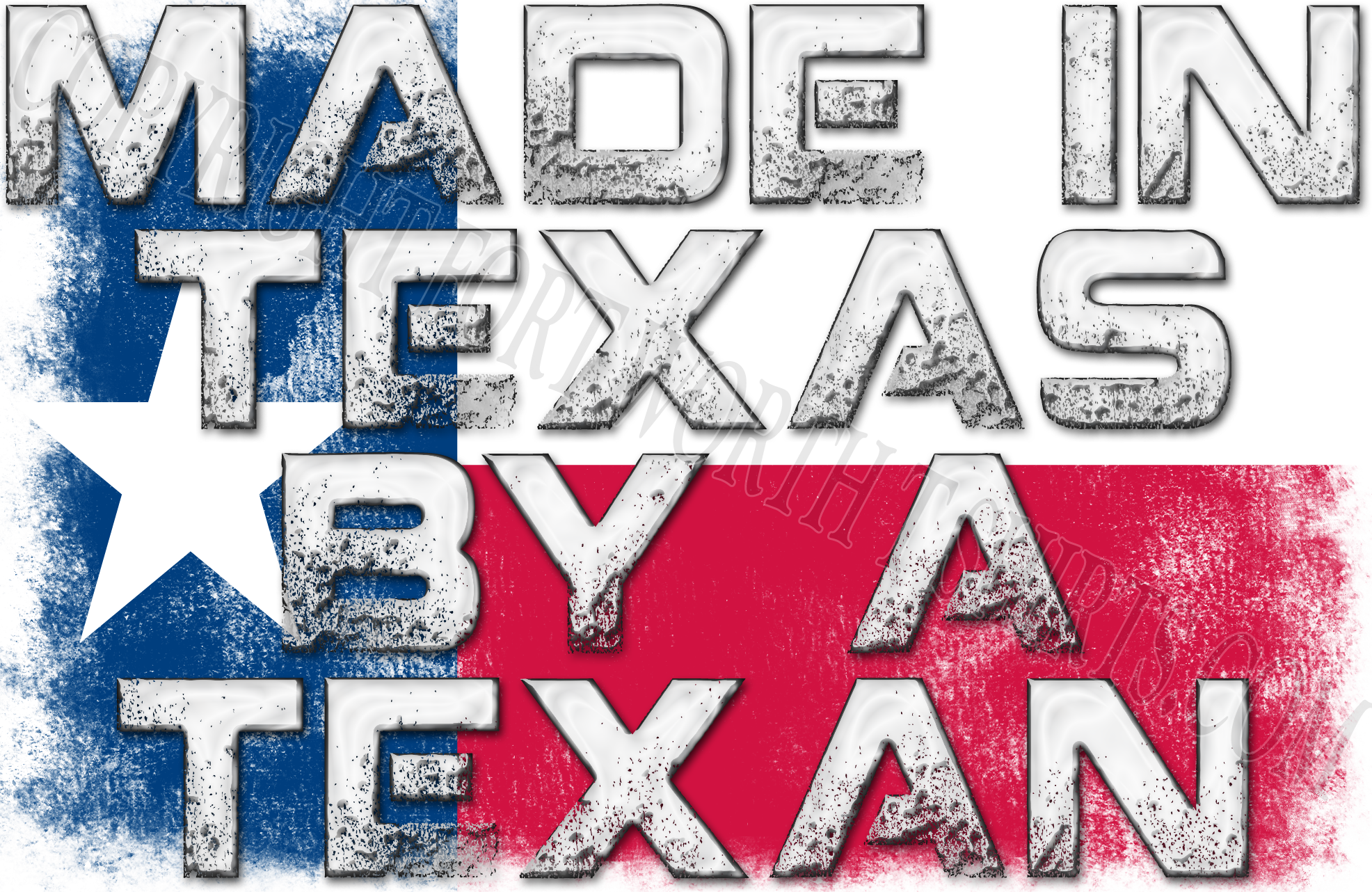 Made in texas png. Fort worth t shirts