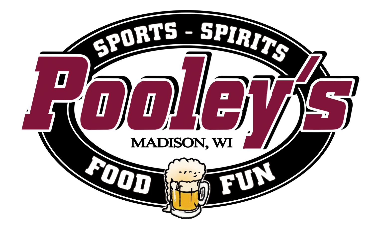 Madison clip t bar. Pooley s sports and