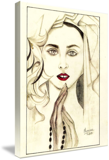 Madonna drawing pencil. Drawings celebrities face graphite