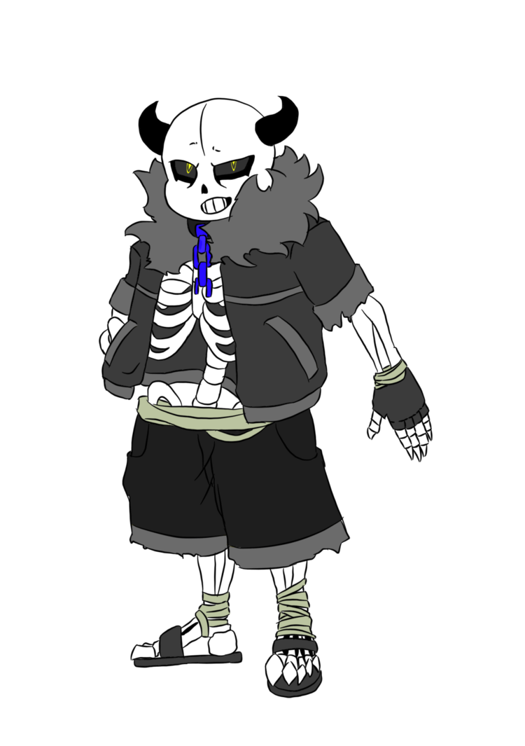 Mafia drawing sans. Demitale pacifist by crossoverdude