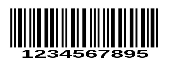 Magazine barcode png. Using a laboratory system