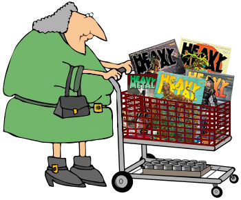 Magazine clipart heavy book. Our annual off magazines