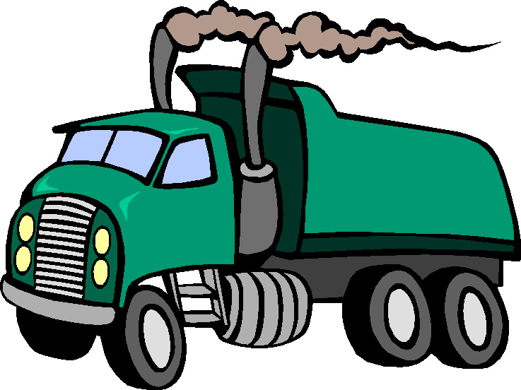 Magazine clipart many. Ten four trucking on