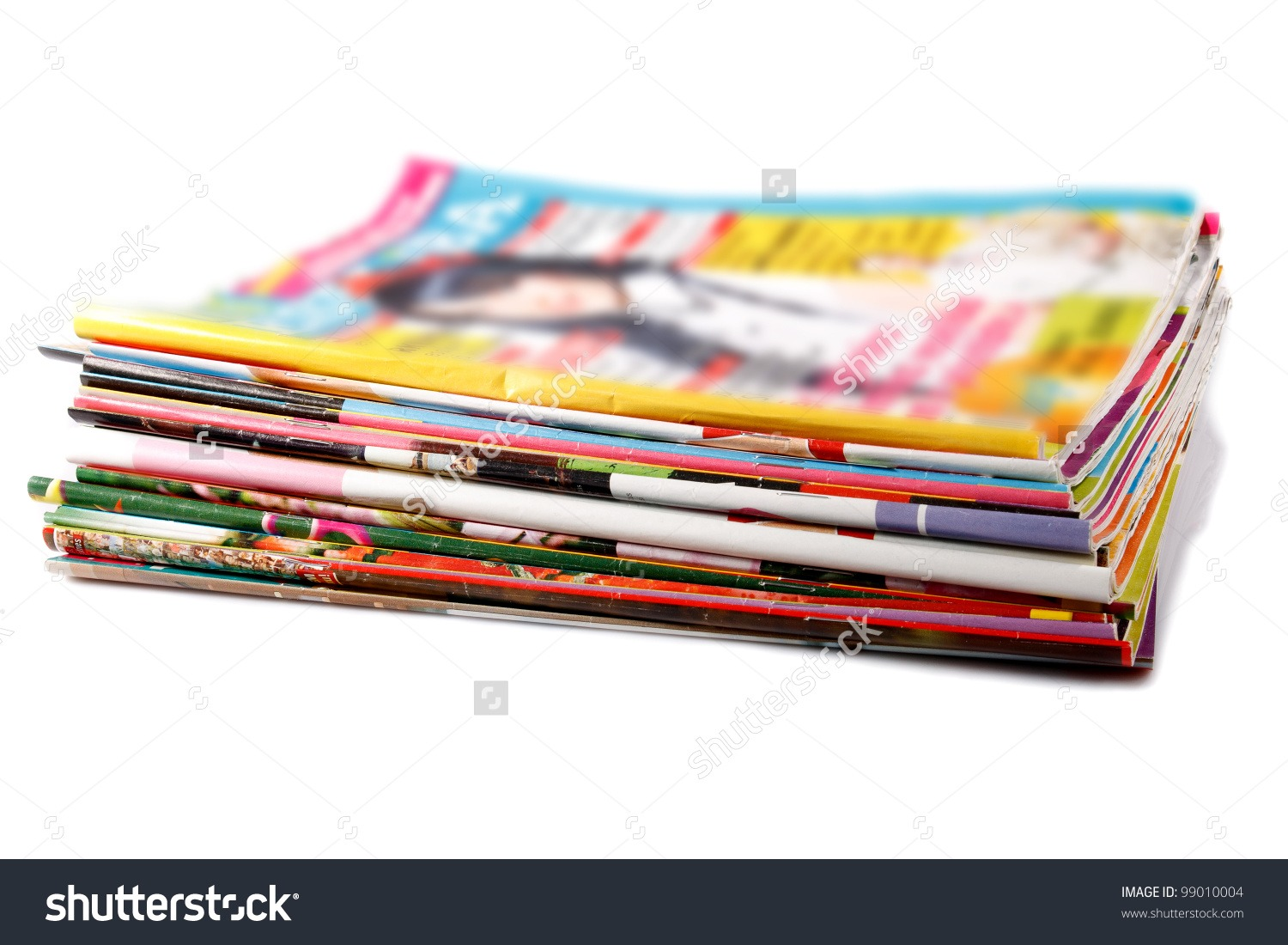 Magazine clipart pile. Stack letters format of