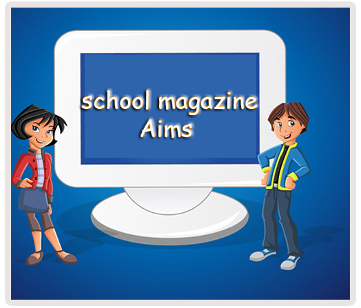 magazine clipart school magazine