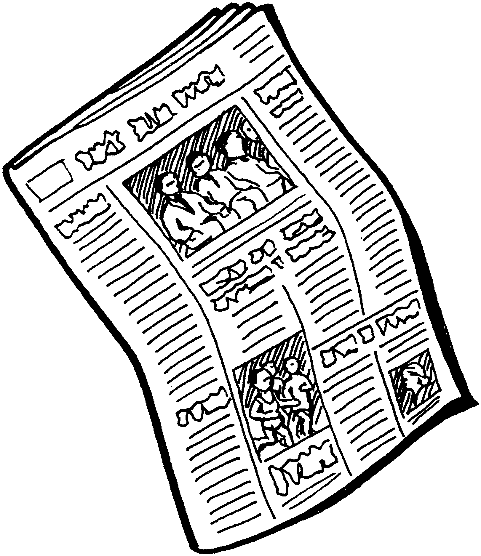 Magazine drawing. Png freeuse stock