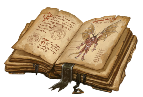 Magic book png. Image of shadows legends