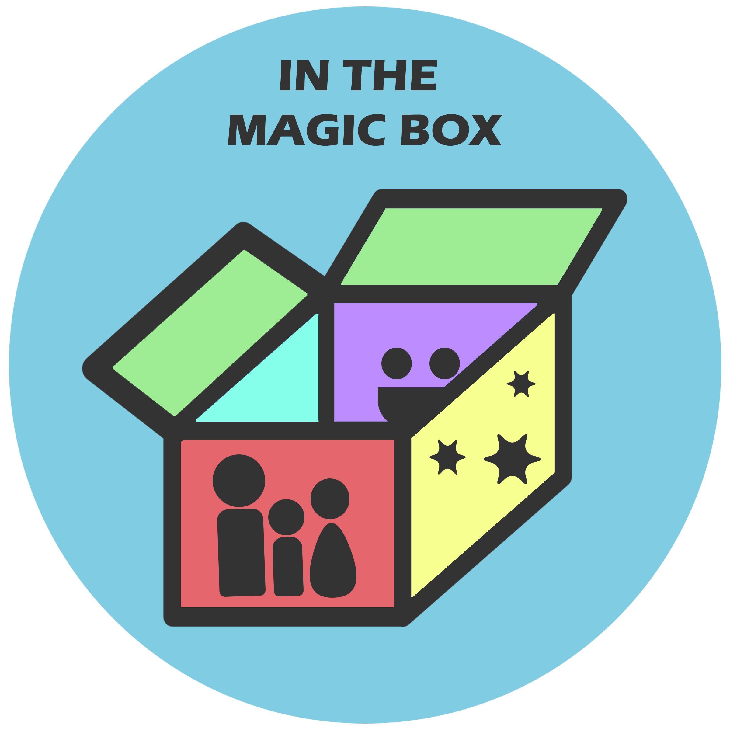 Magic box png. Home in the