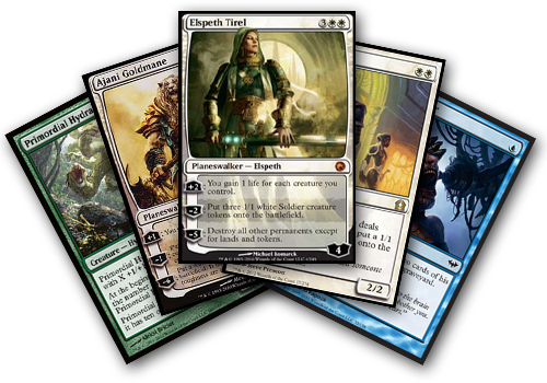 Magic the gathering cards png
