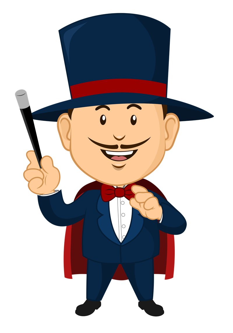Free Magician Cliparts, Download Free Clip Art, Free Clip Art on ...