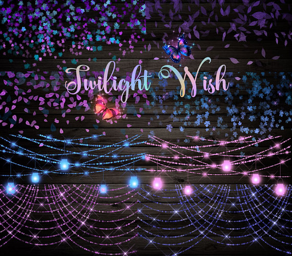 Magic clipart purple sparkles. Twilight wish magical sparkling