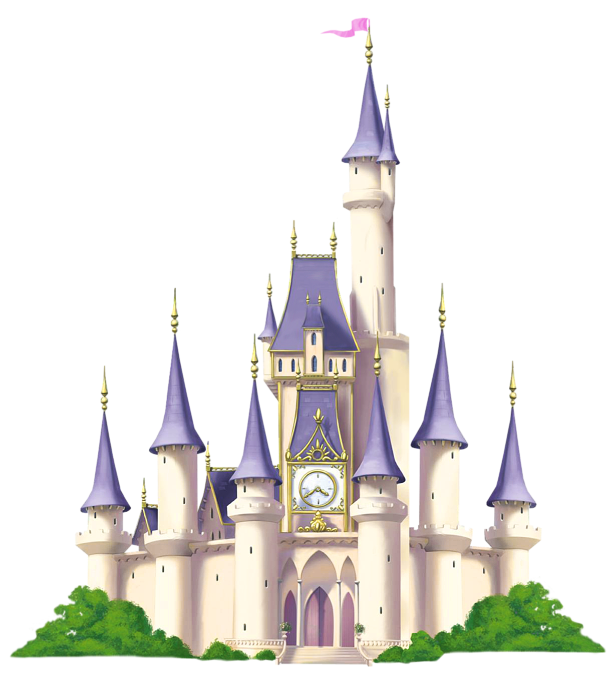Magic kingdom castle png. Transparent clipart picture gallery