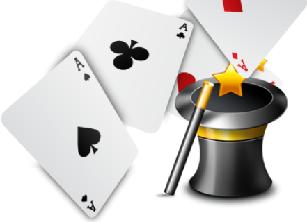 Magician cards png. About juldie the