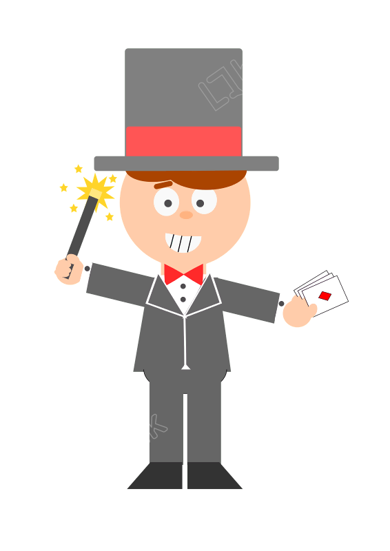The of cartoon free. Magician clipart magic background png transparent library