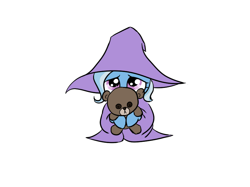 Magician clipart magic background. The little my pony