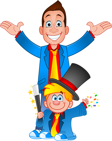 Calgary s funniest most. Magician clipart magic word image royalty free download