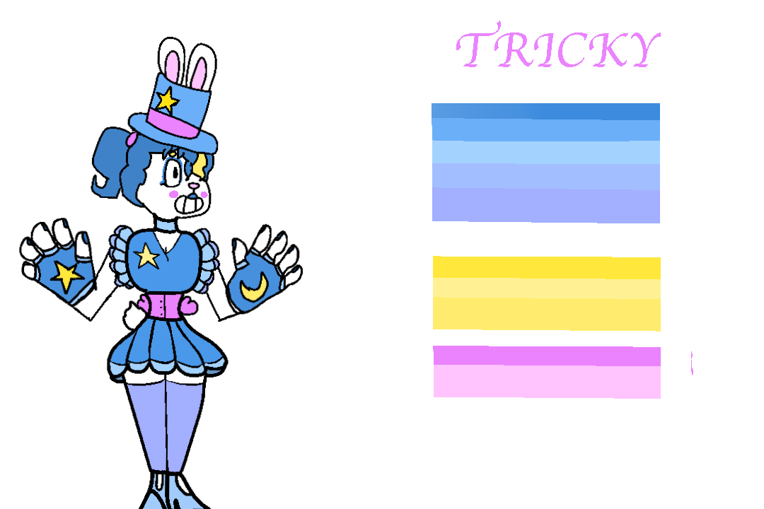 Trixie the rabbit by. Magician clipart tricky clip art transparent download
