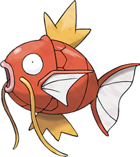 Magikarp transparent 8 bit. Wikivisually pokmon artpng