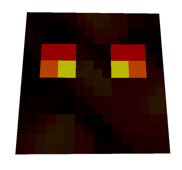 Magma drawing minecraft slime. The titans version you