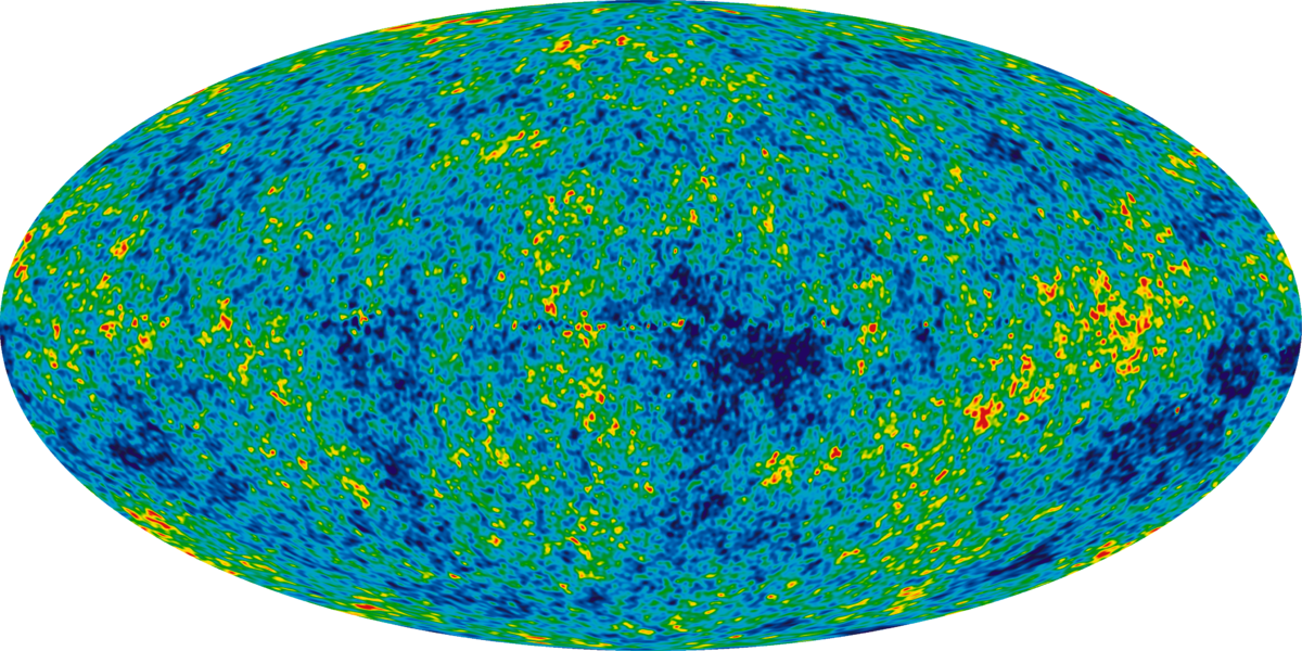 Noise vector background pattern. Cosmic microwave wikipedia
