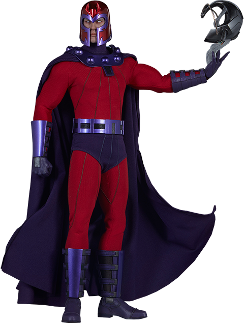 Marvel magneto png. Sixth scale figure by