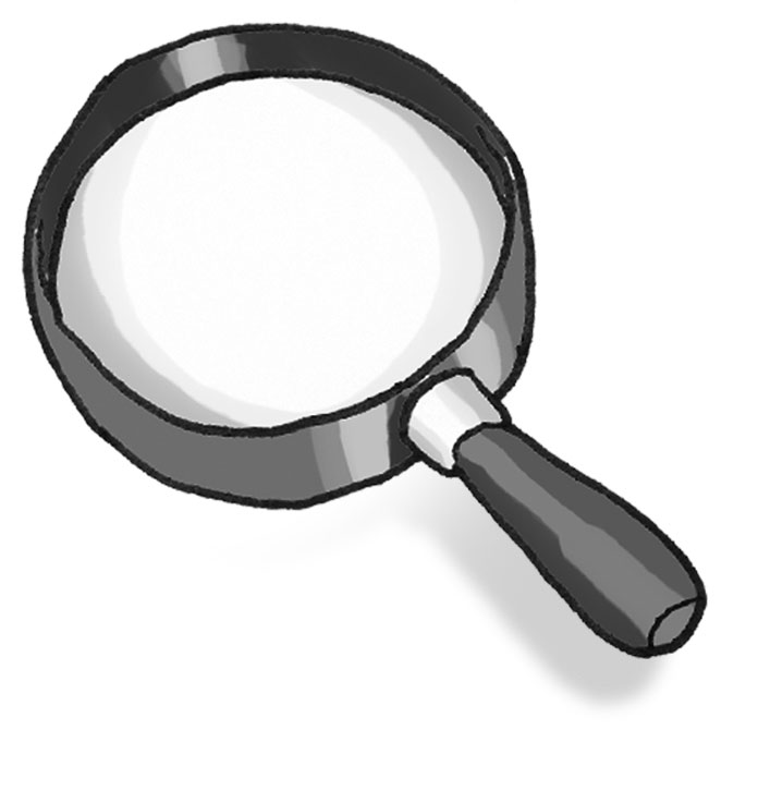 Magnifying clipart. Glass mychurchtoolbox org