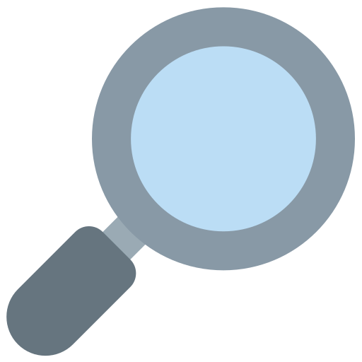 Magnifying glass emoji png. Tilted right twitter