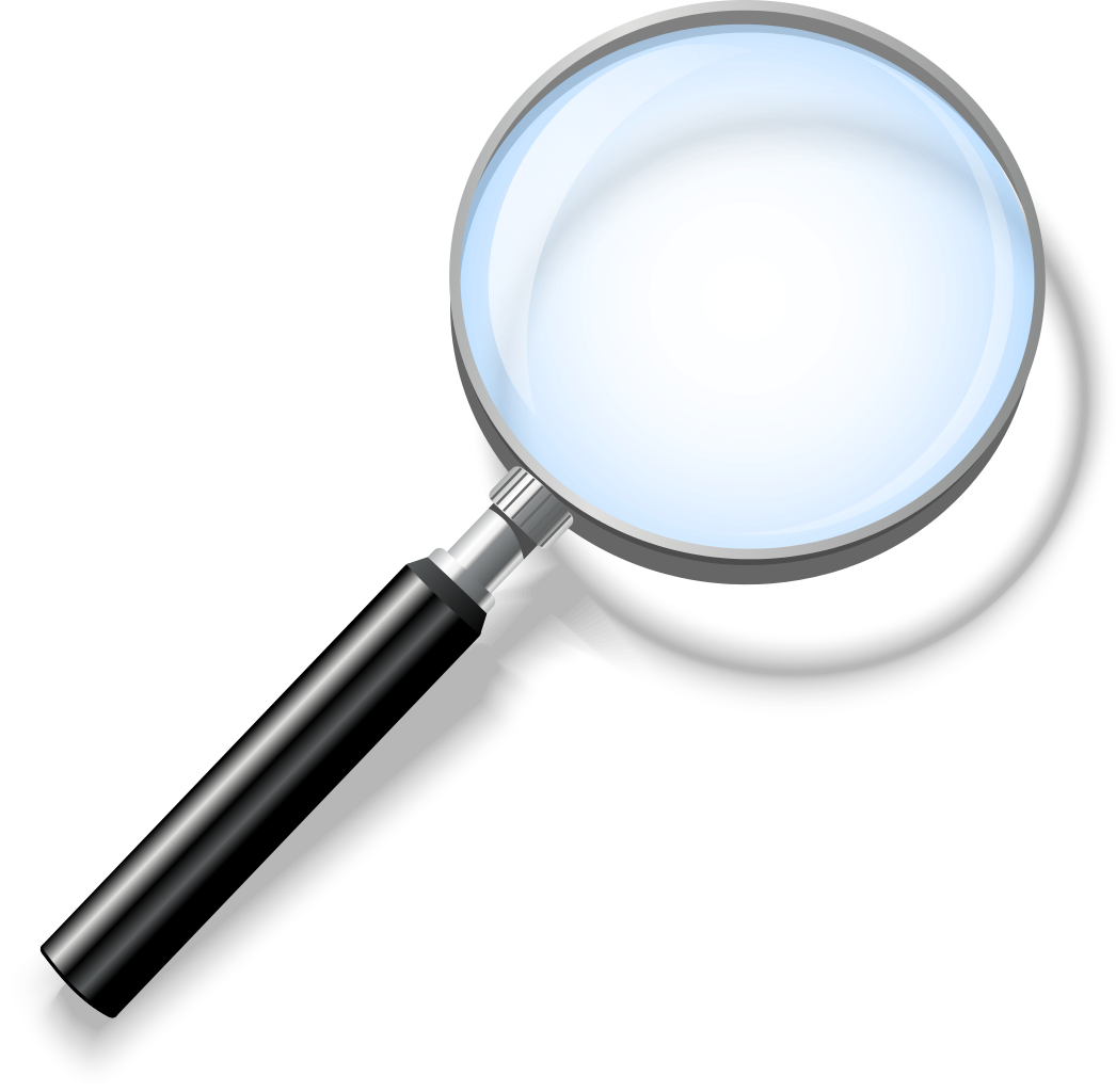 Magnifying glass emoji png. And fish the base