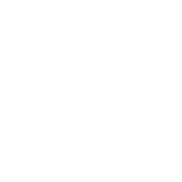 Transparent one magnifier. White magnifying glass icon