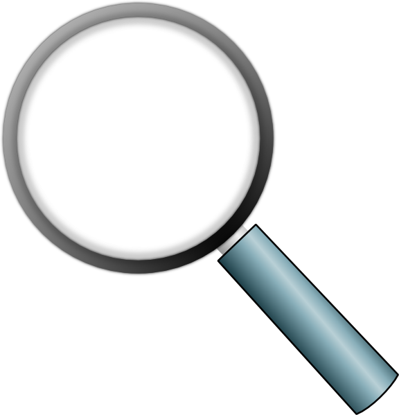 Magnifying glass png no background. Transparent clip art at