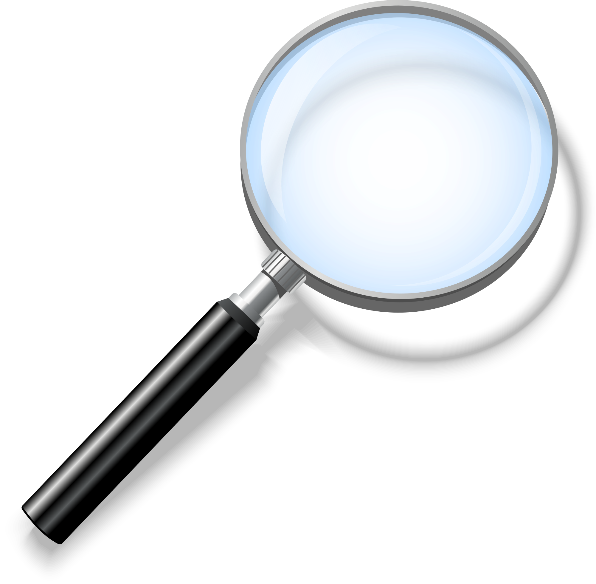 Magnifying glass vector png. File icon mgx svg