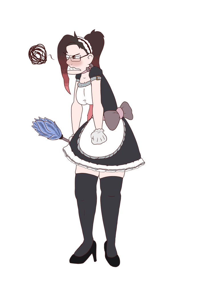 Maid drawing. You wouldn t like