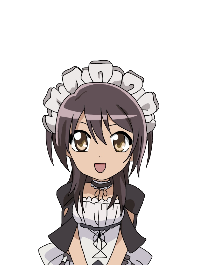 Maid drawing misaki ayuzawa. Class president is a