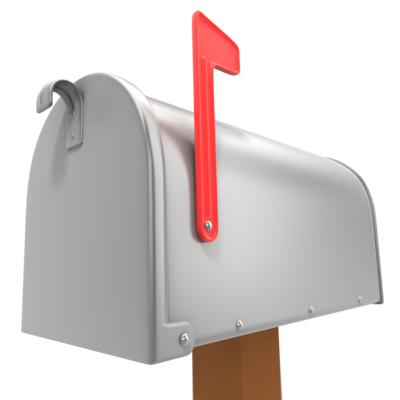 up mailbox png