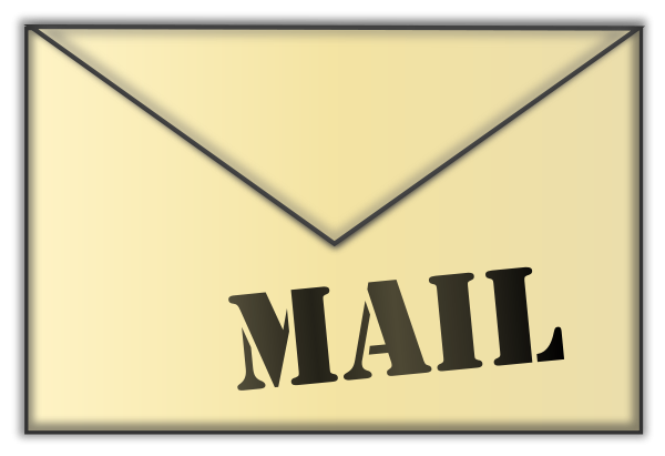 Mail clipart. Free