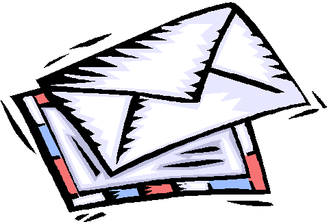 Mail clipart. Panda free images info