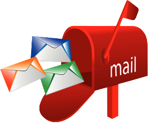 mail clipart direct mail