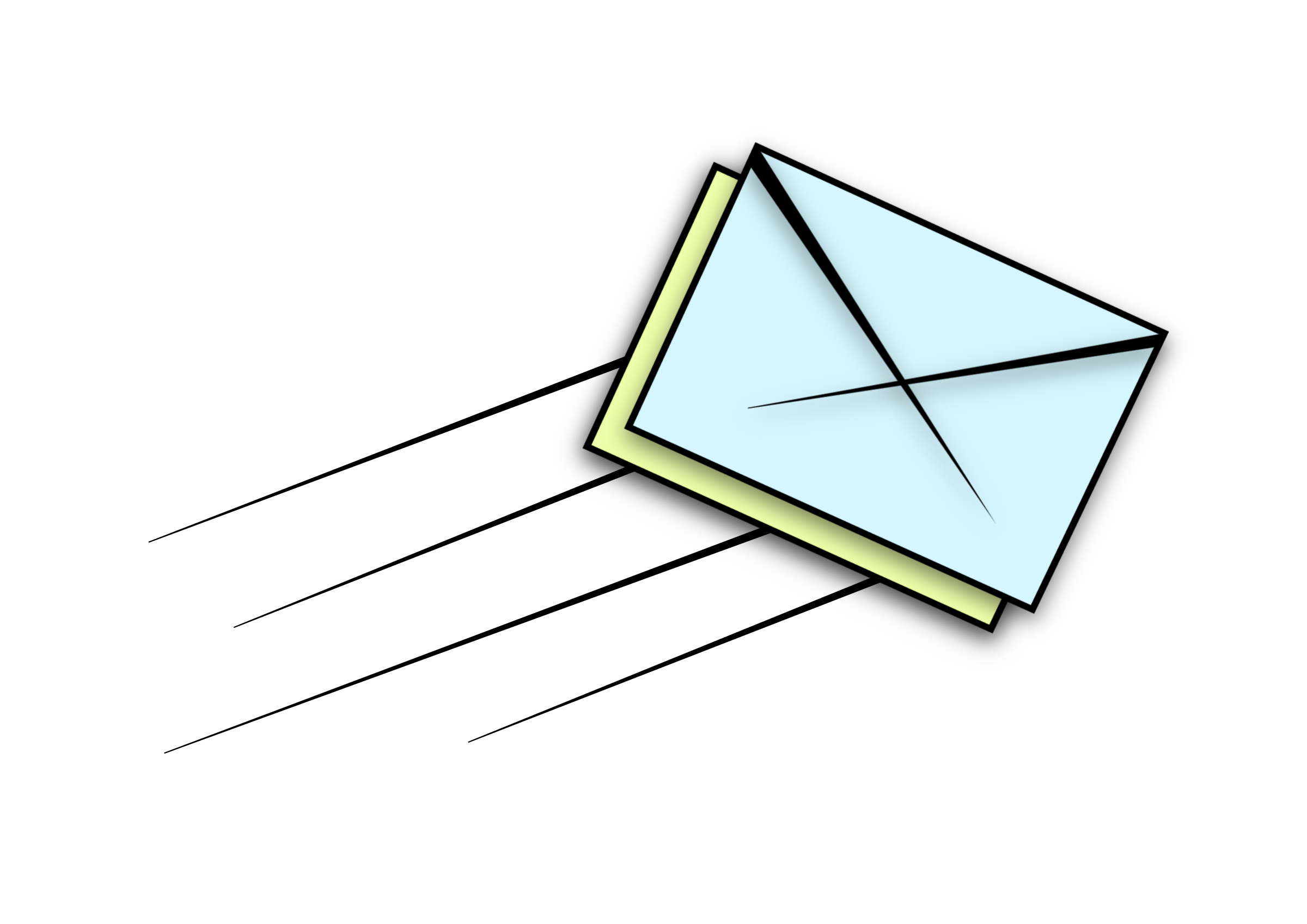 mail svg sent