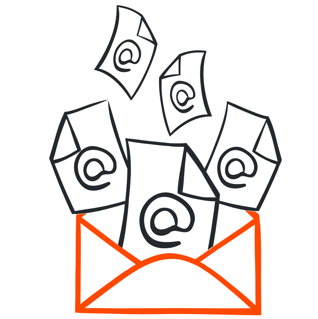 Mail drawing simple. Export emails to eml